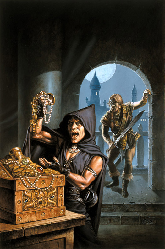 The Caffeinated Symposium: Book Review--LANKHMAR: TALES OF FAFHRD ...