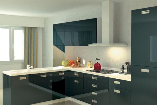 Dekoratif amerikan mutfak modelleri en yeni moda model for Acik mutfak salon dekorasyon