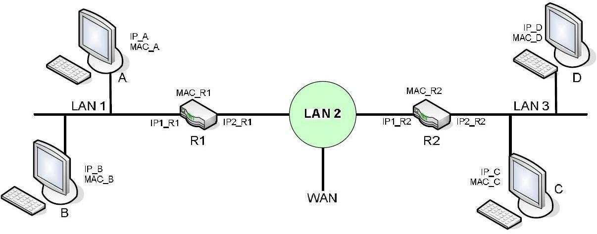 ARP dan DHCP pada IPv4