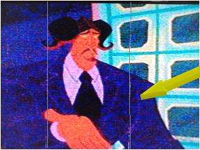 Lineas en la imagen en televisores LCD.