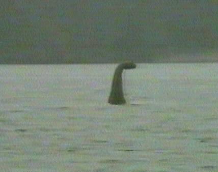 La Historia del Monstruo del Lago Ness