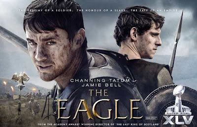 The Eagle Superbowl Trailer - Spot televisivo Super Bowl di The Eagle