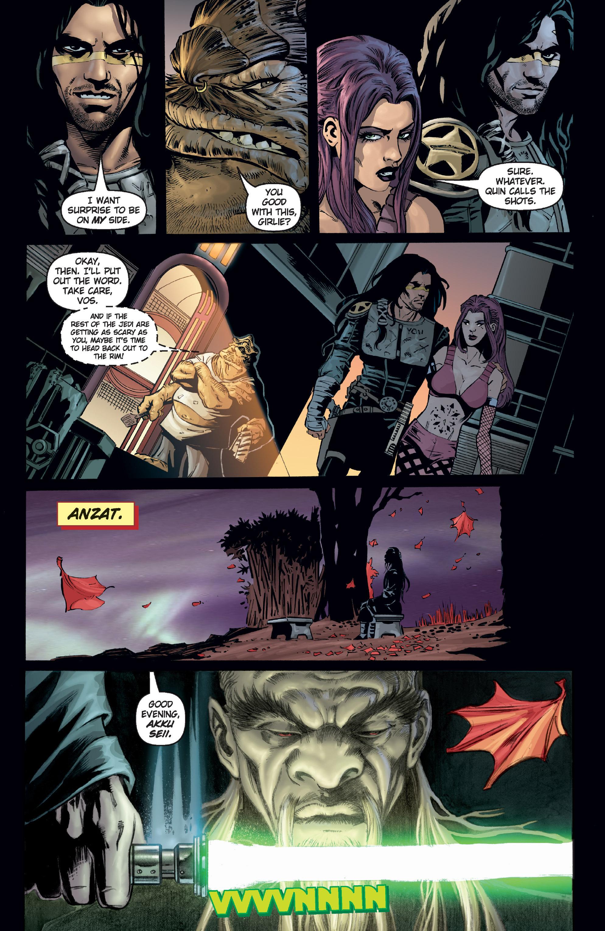 Read online Star Wars Omnibus comic -  Issue # Vol. 26 - 222
