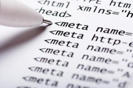 meta tags in blogger