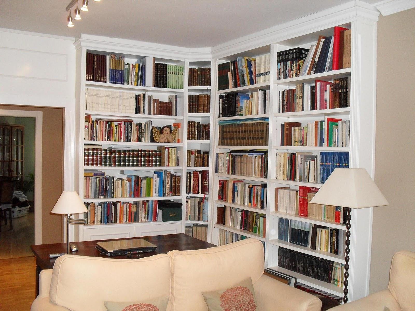Libreria a medida madrid mueble a medida 617075183 for Mueble libreria ikea