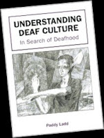book cover Understanding Deaf Culture by Paddy Ladd