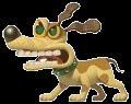 Cartoon image of angry dog courtesy of D.O.G.F.I.T.E.