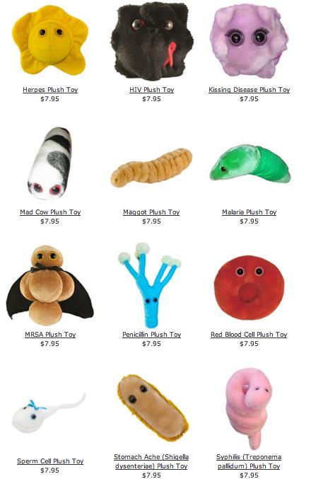 Giant Microbe Toys 77