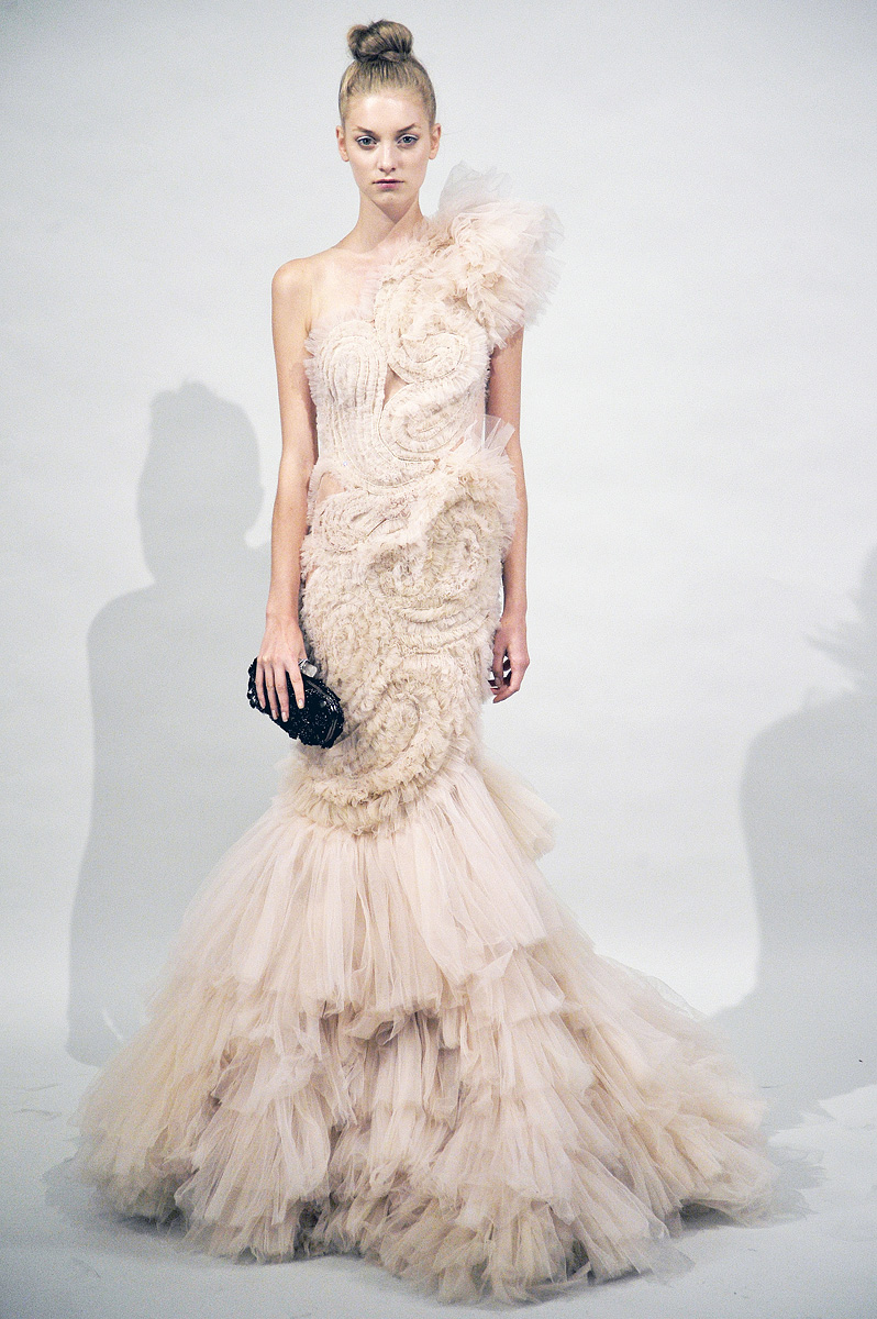 STYLED BY JANET: SPRING 11: Marchesa