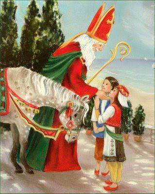 25fb42544a90 Diferentemente do que se imagina, este ícone de bondade é quem realmente é  considerado pelo catolicismo o verdadeiro Papai Noel. Sem barriga  rechonchuda ...