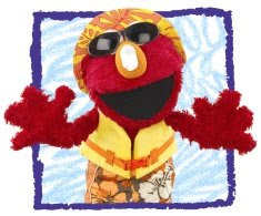 Sesame Workshop And Genius Products Are Planning To Release A Band New Dvd Entitled Elmos World Summer Vacation On June 24 2008