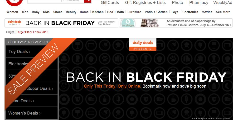 Christmas in July: Target's Black Friday, deals at Sears