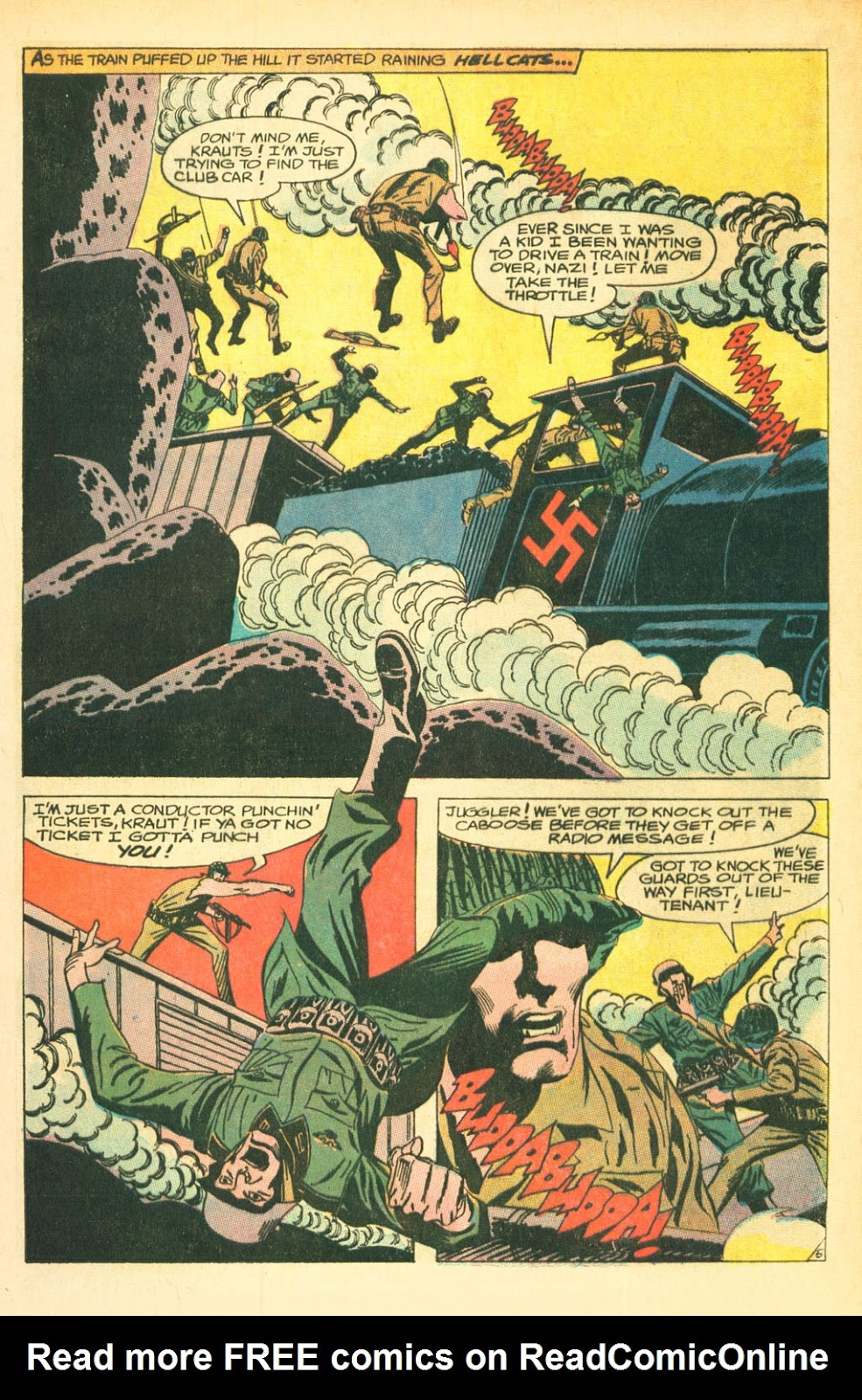 Our Fighting Forces (1954) issue 111 - Page 9