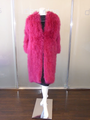 fe844d4960f When one needs an alternative to fur, but still wants a glamorous coat to  warm you up and not weigh you down, we say choose the bou bou.