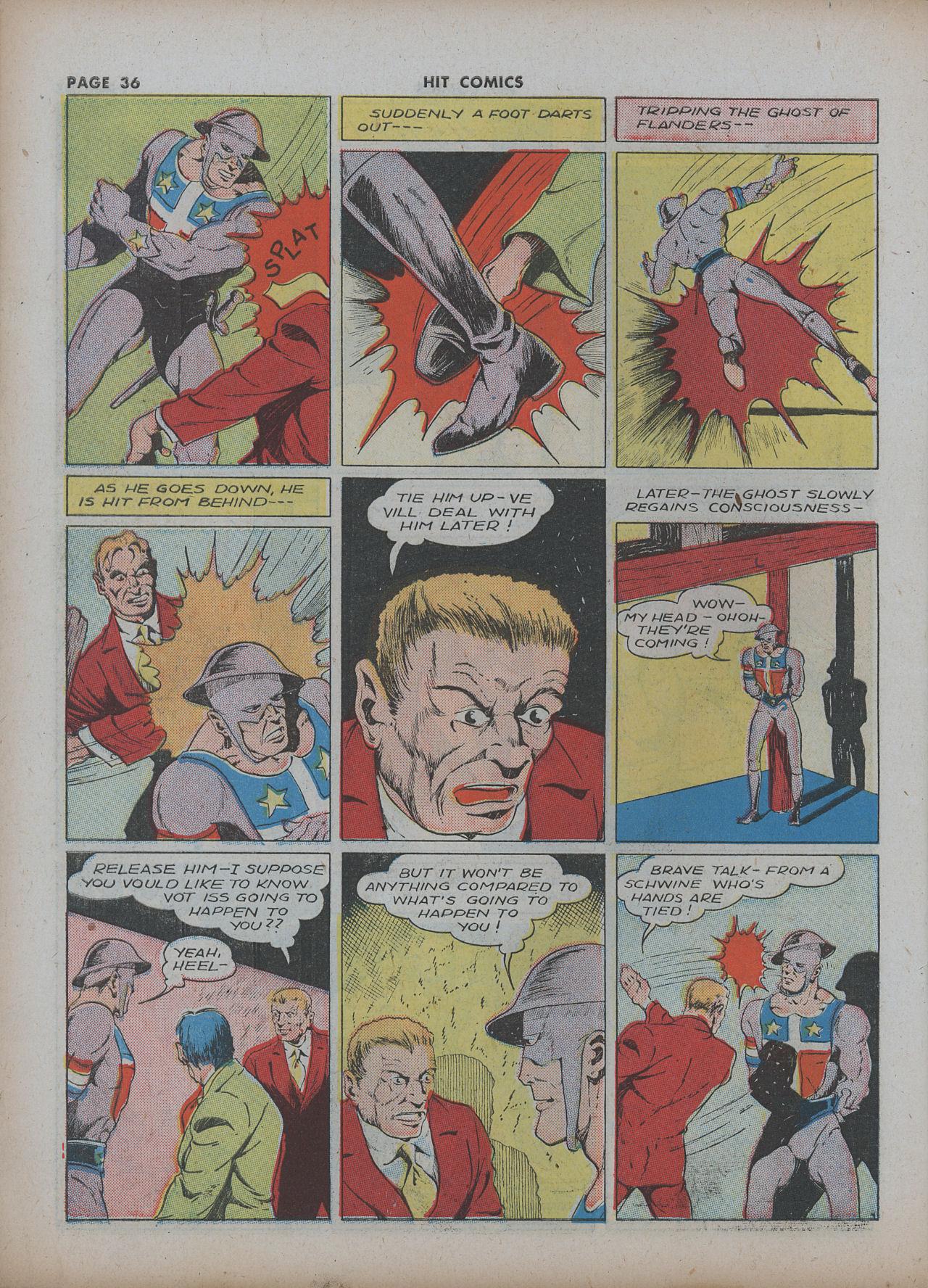 Read online Hit Comics comic -  Issue #22 - 38
