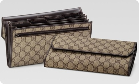 super popular ea90b 9038d Luxury Bags: For Business: Gucci Travel Document Case