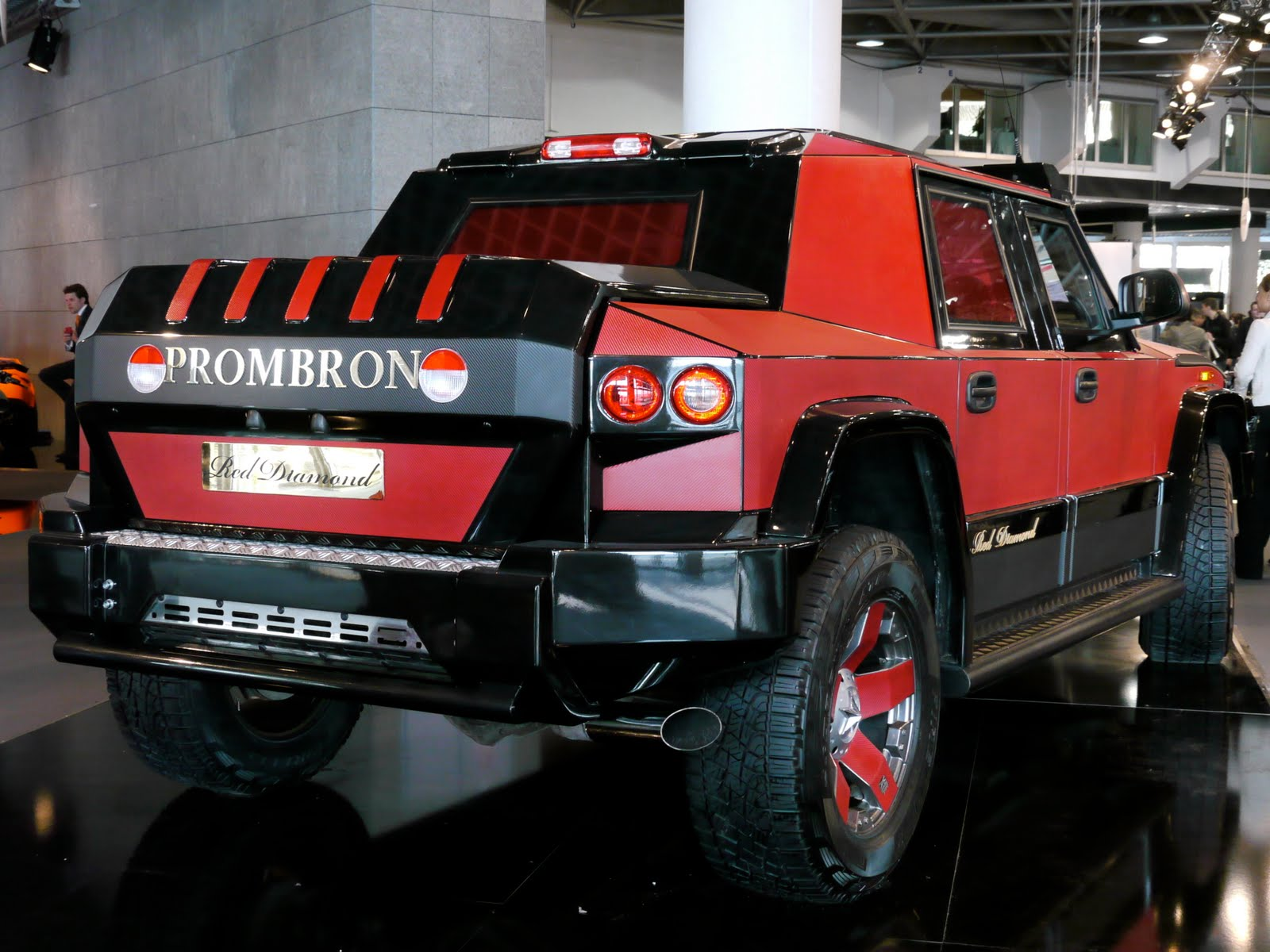 Luxury Armored Vehicles: Monte Carlo Weekly Photo: Top Marques