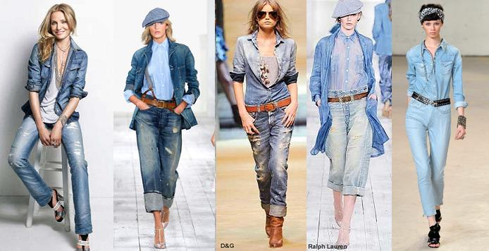 All Denim Outfits