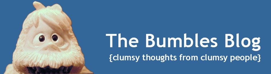 The Bumbles Blog
