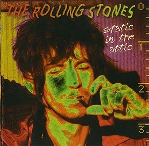 The Rolling Stones Static In The Attic Bootleg 183 Rock