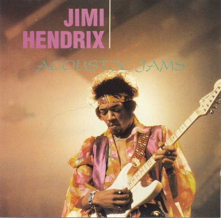 Jimi Hendrix - 1967/70 - Studio and Live Soundboard