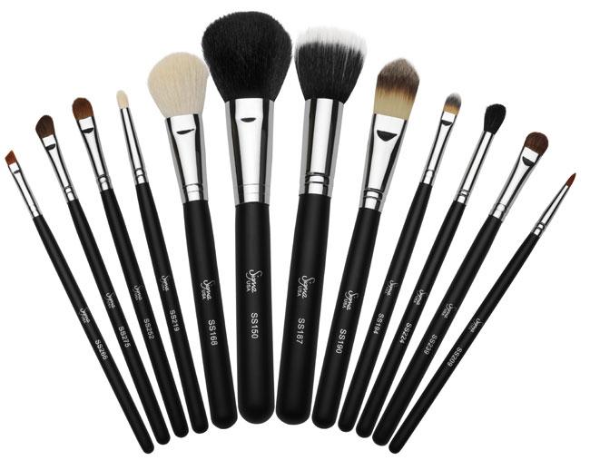 Splinternye Tips og triks om makeup og hudpleie: Børster fra Sigma makeup DB-54