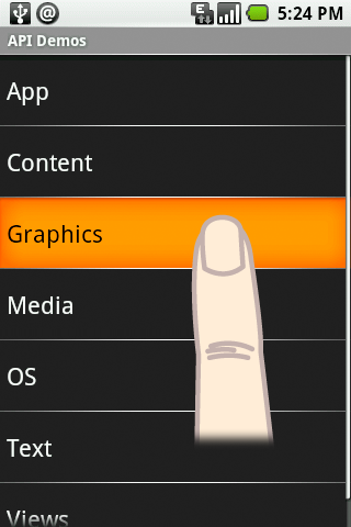 Android Developers Blog: Touch Mode