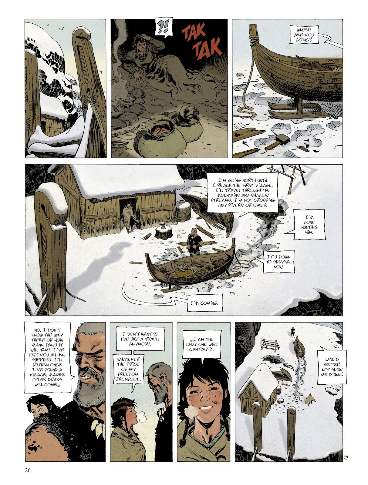 Read online Asgard comic -  Issue #2 - 28