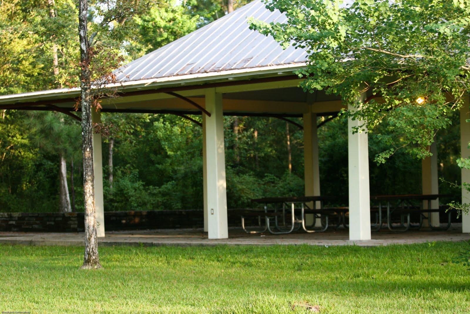 The Woodlands Texas Parks: Sundance Park in The Woodlands