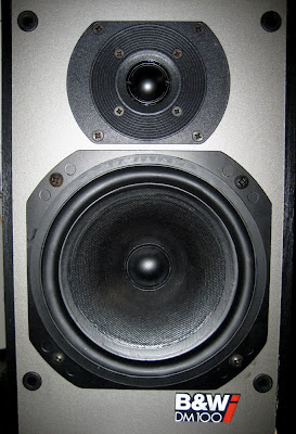 Hifi collector speakers b w dm100i for B b com