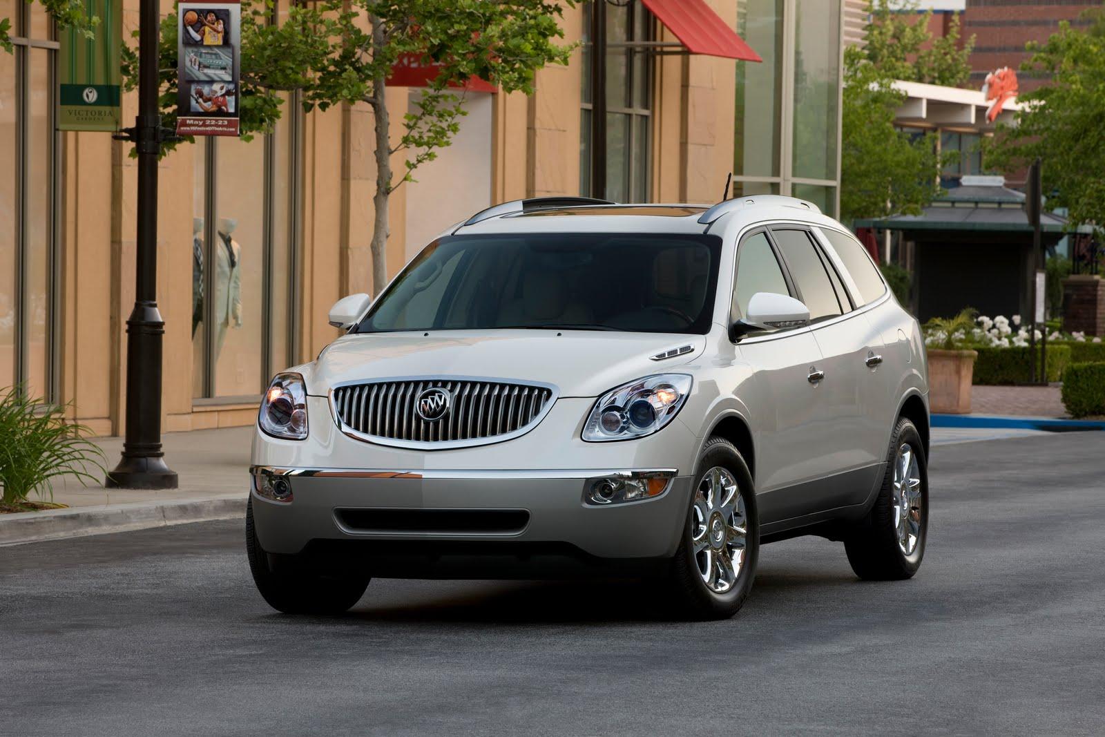Les Buick Enclave et Chevrolet Traverse globalement sûrs