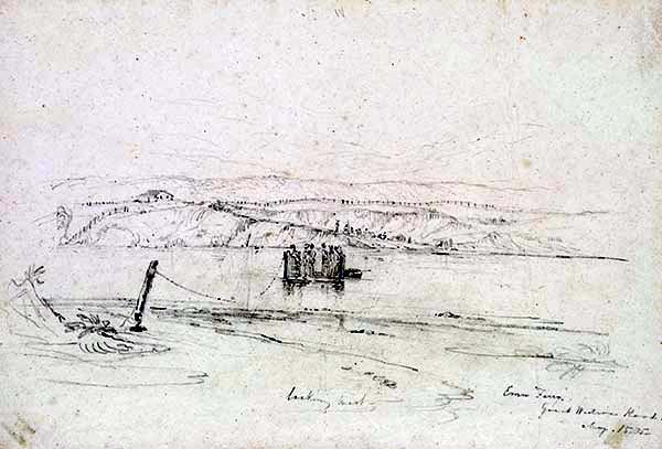Charles Darwin's Beagle Diary: 26th January 1836