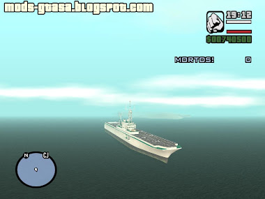 Aircraft Carrier Tropic