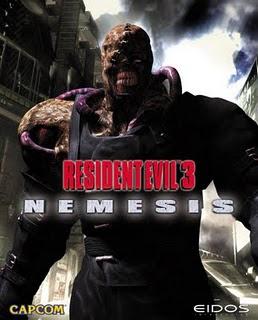 resident evil 3 nemesis art Resident Evil 3   Português
