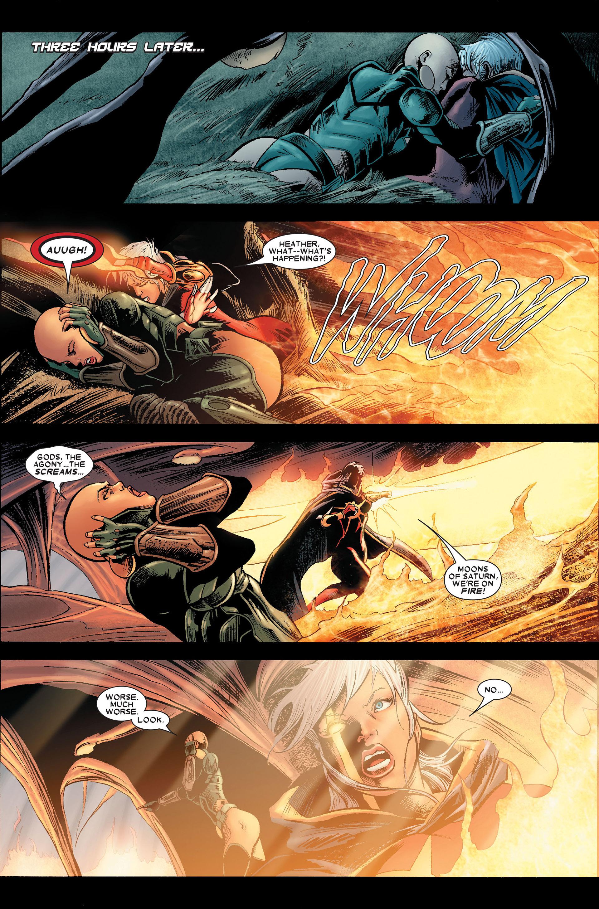 Read online Annihilation: Conquest - Quasar comic -  Issue #1 - 18
