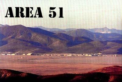 Área 51, Nevada