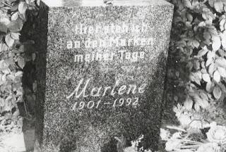 R.I.P. Marlene Dietrich