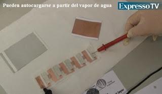 Batería de papel