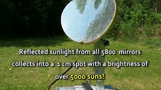 R5800 solar - rayo de la muerte