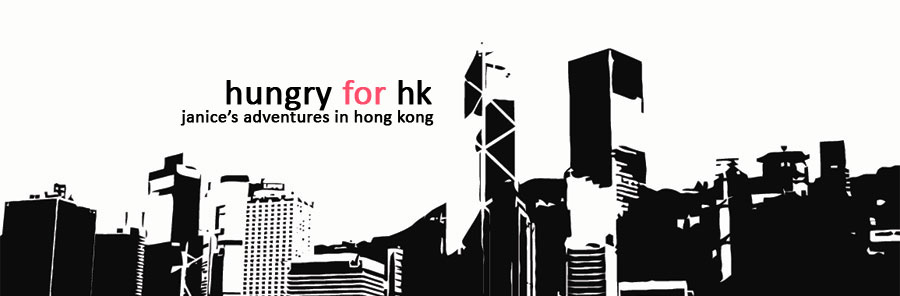 hungry for HK