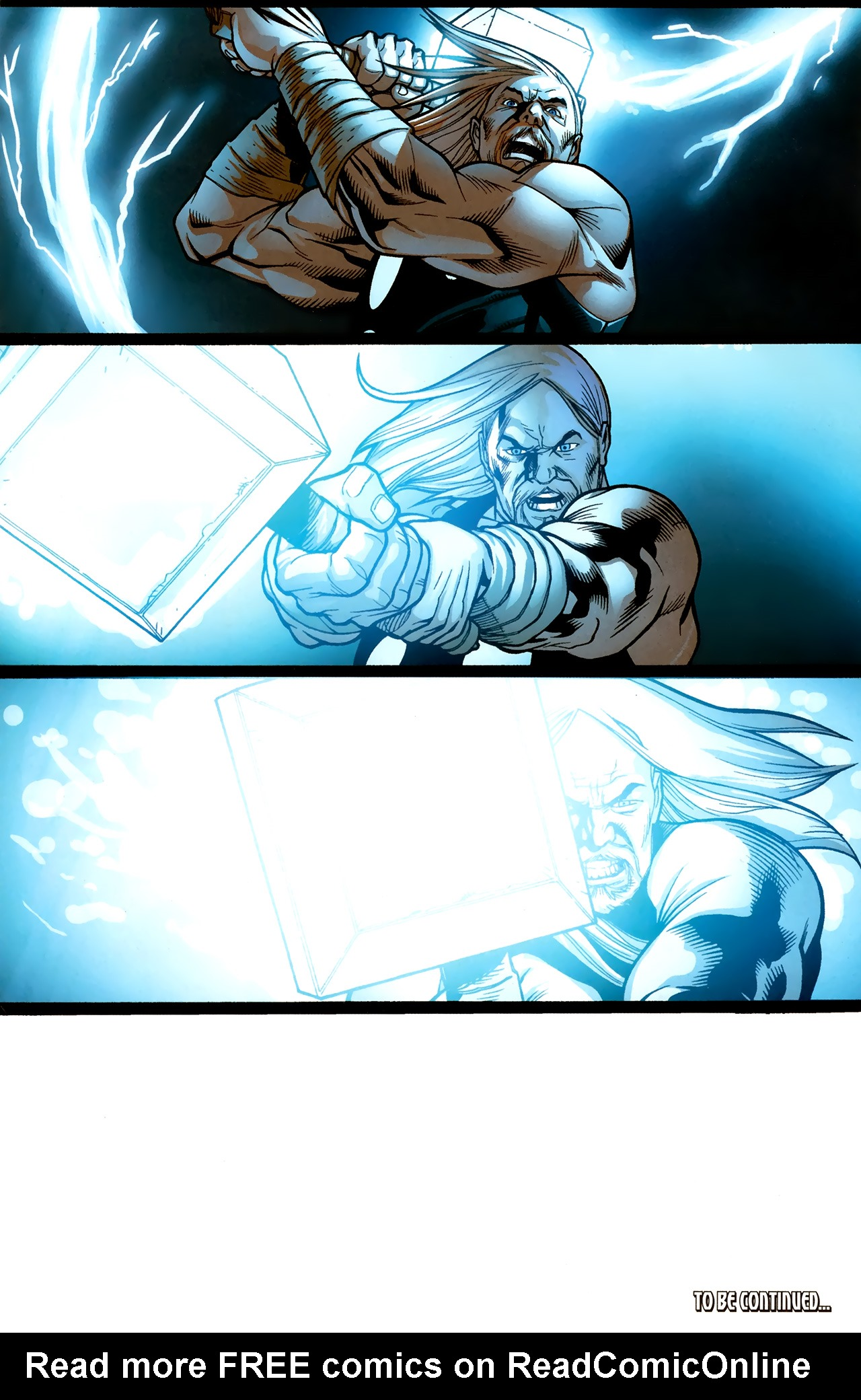 Read online Ultimate Thor comic -  Issue #3 - 23