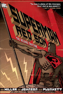 Review Superman Red Son The Deluxe Edition Mark Millar Dave Johnson Kilian Plunkett Elseworlds Russian Superman DC Comics Cover hardcover hc comic book