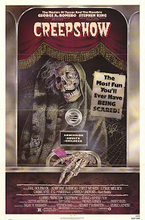 Review Creepshow George A. Romero Stephen King Creepshow Creep Warner Bros. Movie Poster Film DVD Blu-ray