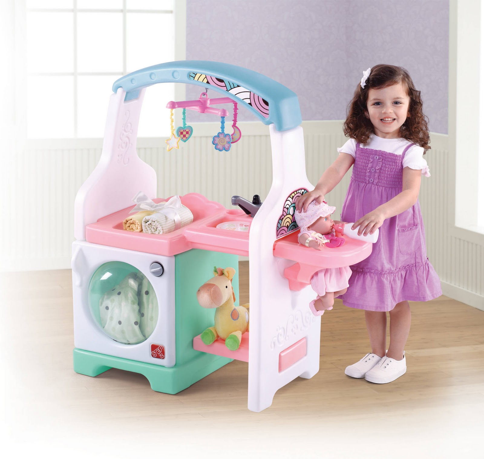 Step 2 Deluxe Nursery Center Review