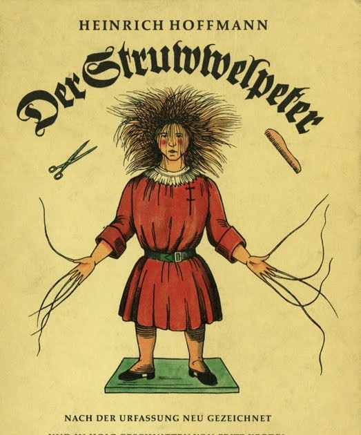 Curious Pages Struwwelpeter Or Shock Headed Peter