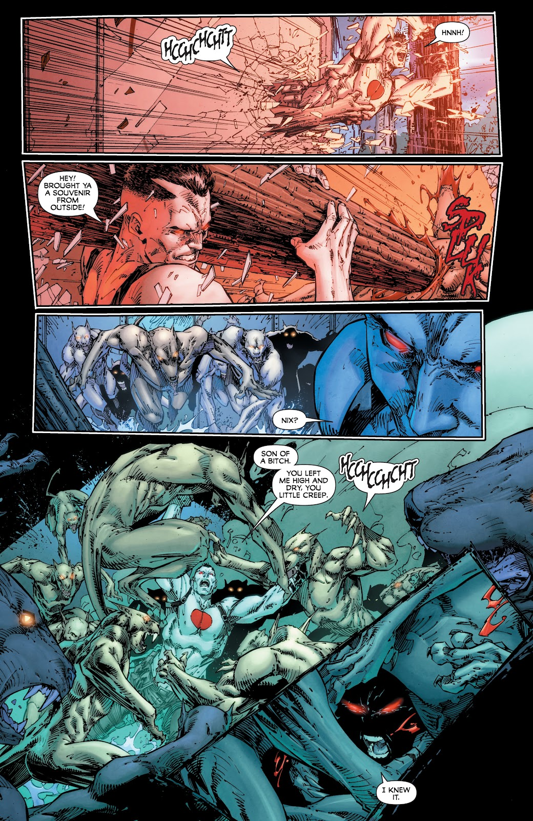 Read online Bloodshot (2019) comic -  Issue #4 - 18