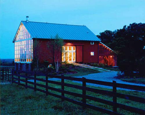 Hunters & Gatherers at Home: Barns are Noble