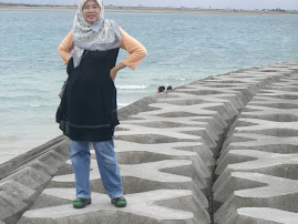 May 2008 On Higa Island.