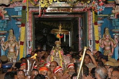 Vaikunta Ekadasi at Srirangam Temple