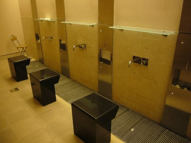 Design of Muslims Prayer Area Ablution Spaces